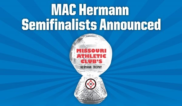 MAC Hermann Trophy semifinalists announced